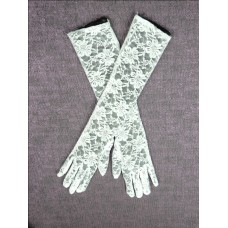 SexManiaBG.COM - Sexshop - сексшоп - еротичен магазин - Бели дантелени ръкавици