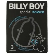 SexManiaBG.COM - Sexshop - сексшоп - еротичен магазин - Кутия с 3 екстра здрави презерватива Billy Boy